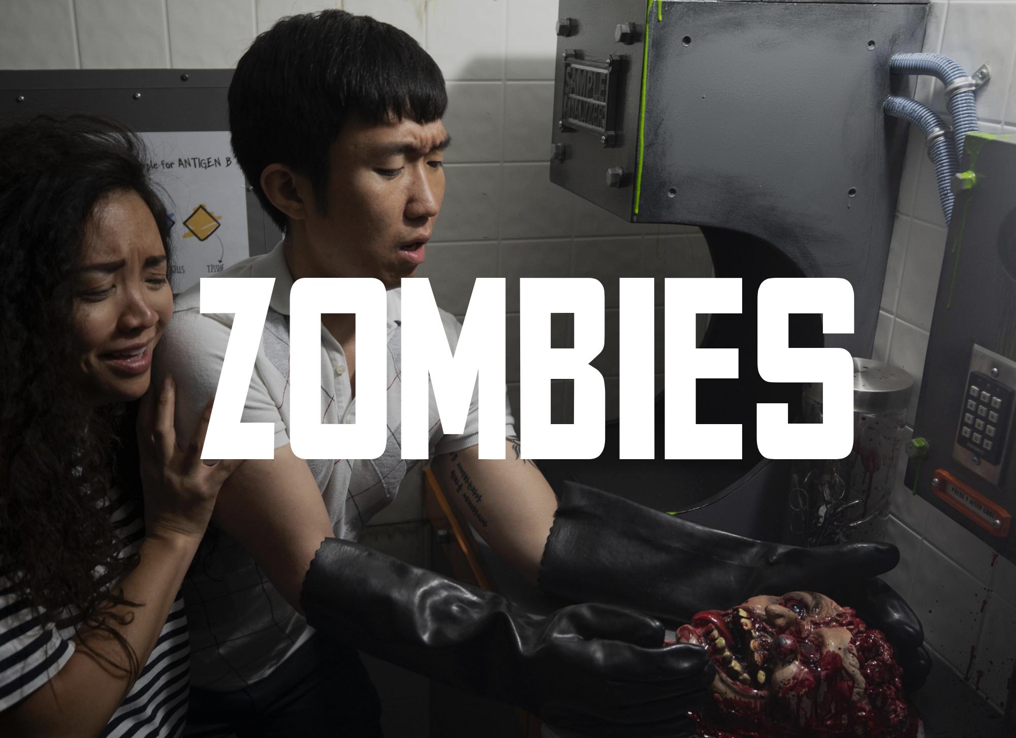 Zombies Adventure Escape Room