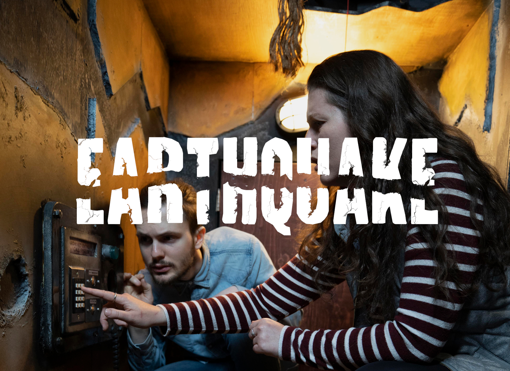 Earthquake Escape Room